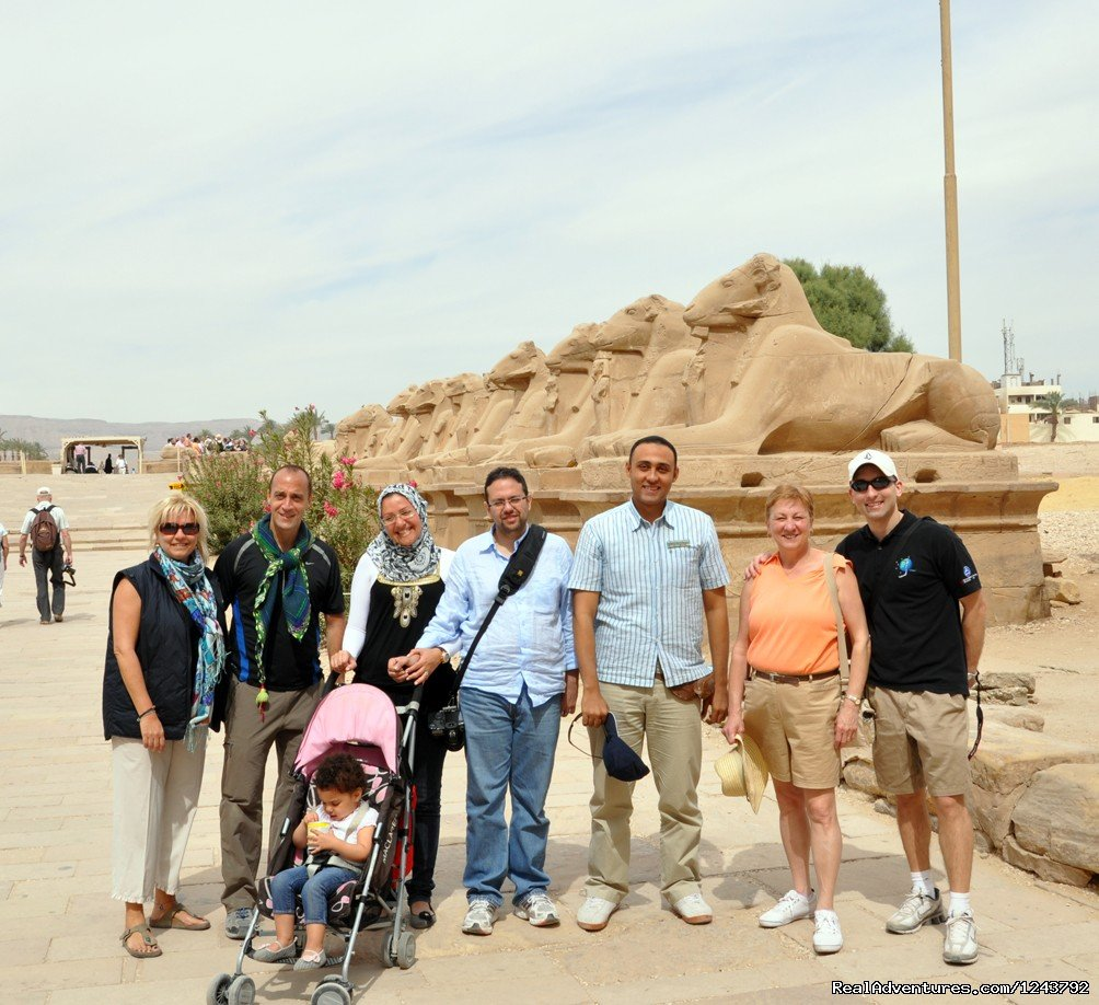 Day Trips in Luxor, Cairo, Aswan Luxor, Egypt Sight-Seeing Tours