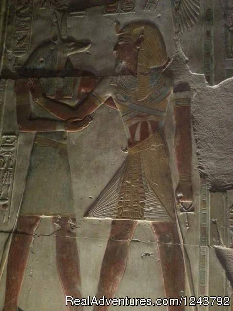 Abydos Temple - Day Trips in Luxor, Cairo, Aswan
