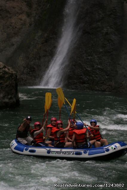 Rafitng Tour by Explornatura (#2 of 16) - Rafting in one of top rivers in the world
