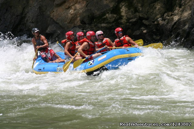Rafitng Tour by Explornatura (#4 of 16) - Rafting in one of top rivers in the world