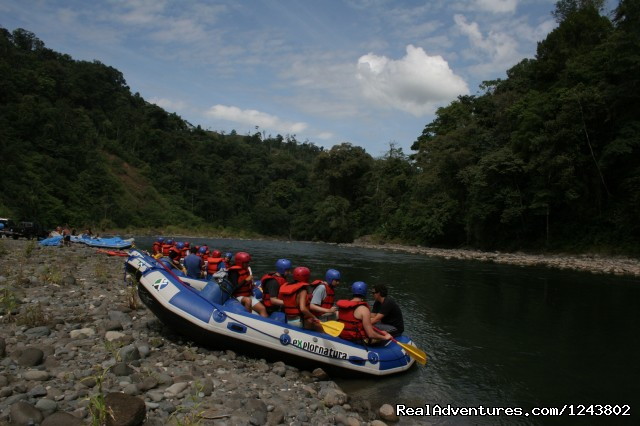 Rafitng Tour by Explornatura - Rafting in one of top rivers in the world
