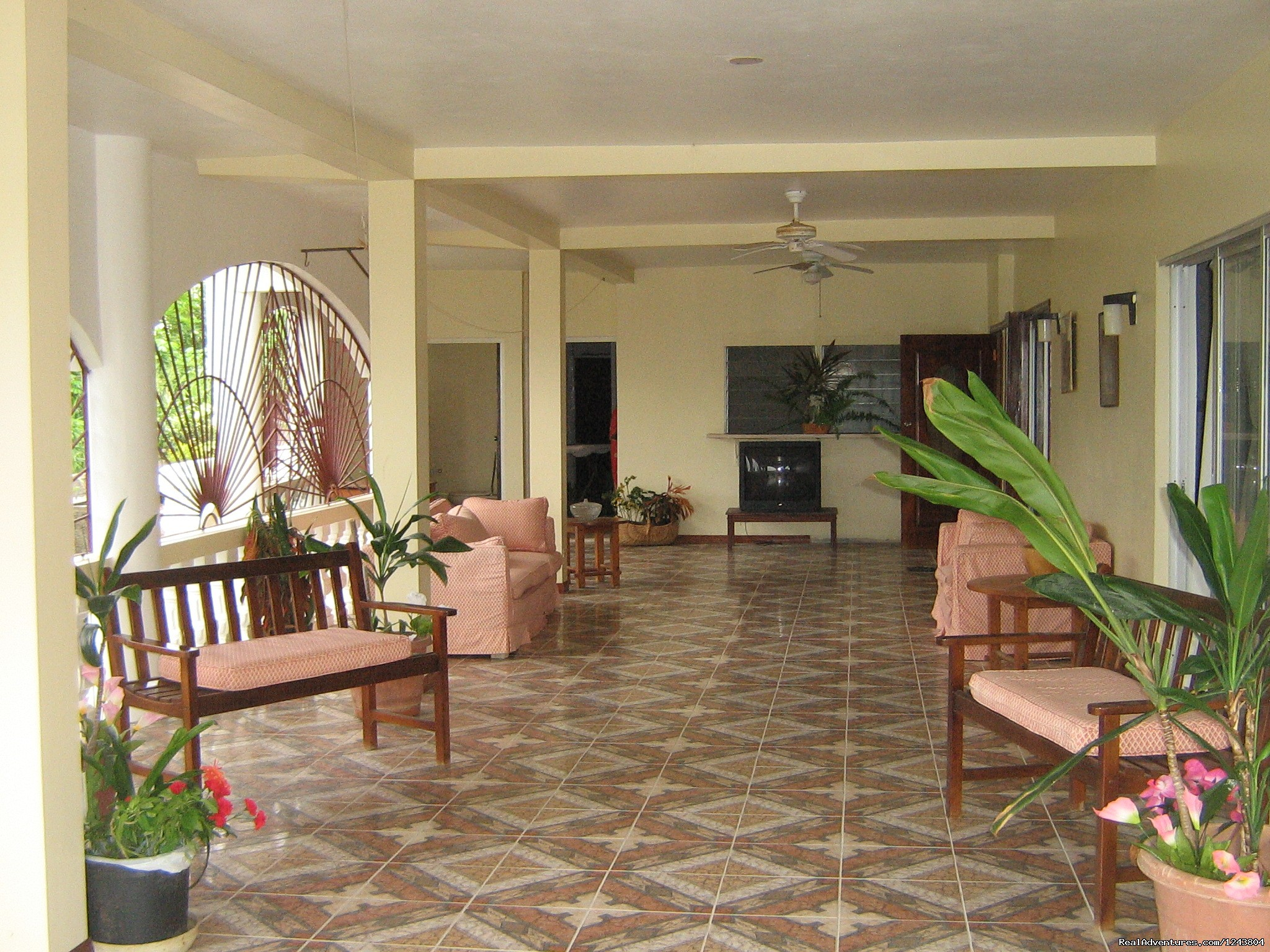 Balcony | Image #8/18 | Welcome To The Villa Roma Located In Montego Bay