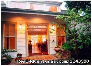 B&B in Sausalito - Inn To Inn Treks Along San Francisco Coast