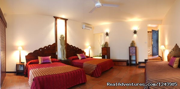 Rooms at Jardin del Eden Hotel (#8 of 9) - Jardin del Eden Hotel, Tamarindo Beach Costa Rica
