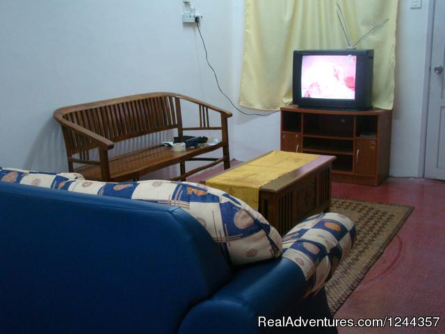 Living Room - Welcome To Beautiful Kuantan