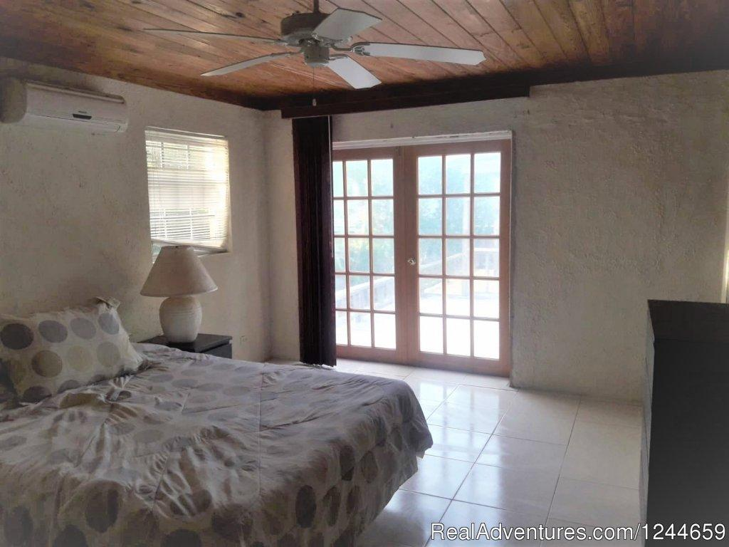 Each Room Has A Fan And Aircondition Unit | Image #9/13 | Charming 2Bed/2Bath Cottage On Secluded Pink Sand