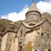 Adventure across the Caucasus Geghard Monastery