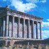 Adventure across the Caucasus Garni Temple