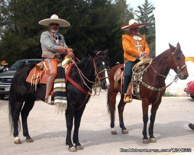 - Rancho Las Cascadas