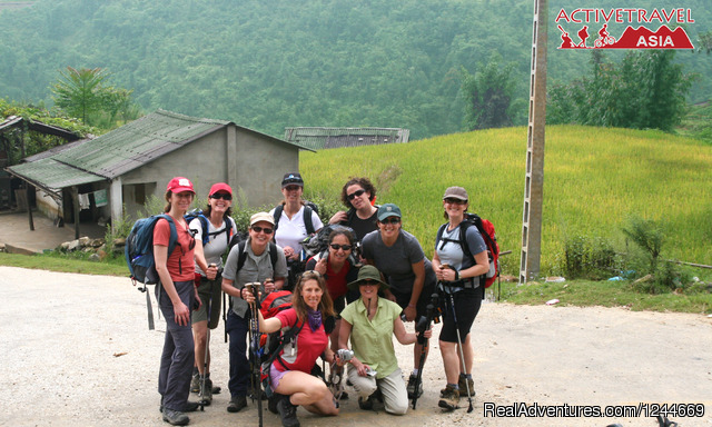 Trekking tour to Sapa, Vietnam - Great trekking and homestay in Sapa, Vietnam