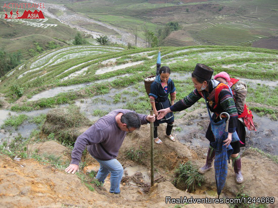 Trekking Sapa, Vietnam - Great trekking and homestay in Sapa, Vietnam