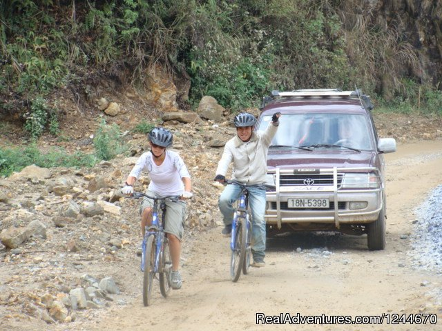 Image #4/8 | Great biking across northern Vietnam