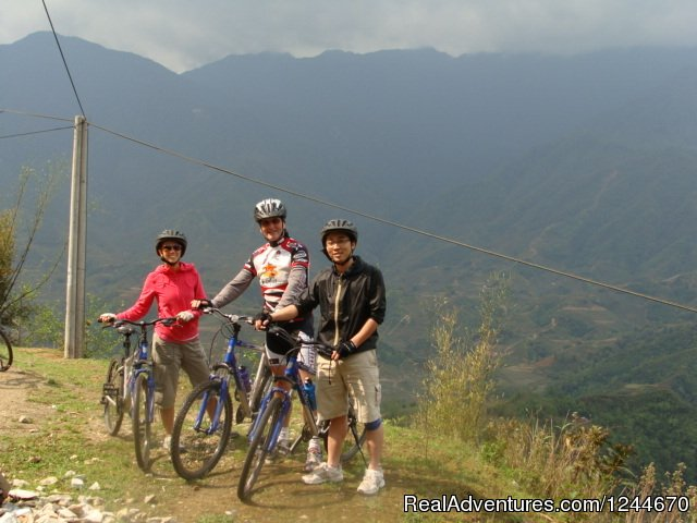 Biking tours to Northern Vietnam | Image #5/8 | Great biking across northern Vietnam