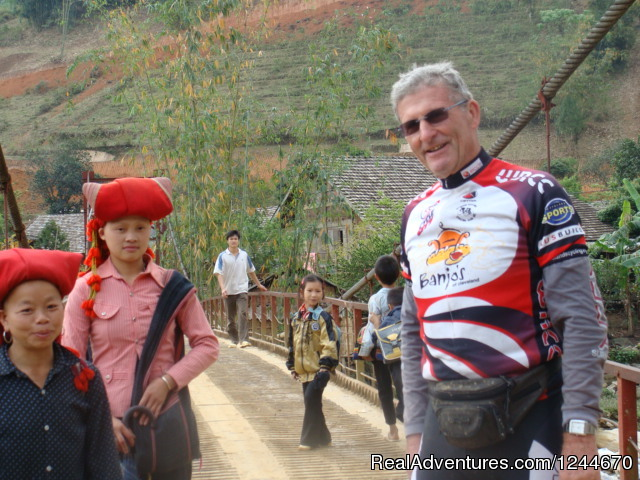 Vietnam cycling tours - Great biking across northern Vietnam