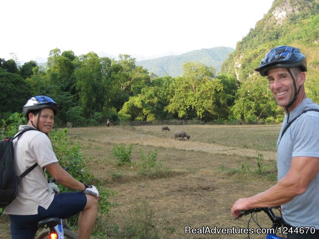 Biking tours to Northern Vietnam - Great biking across northern Vietnam