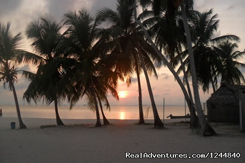 Panama Real Way Marvelus San Blas Beach