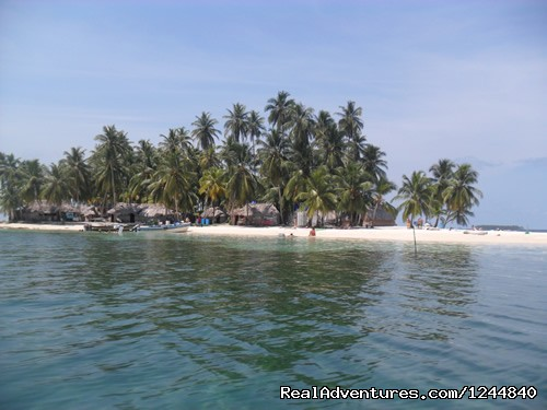 San Blas Island - Panama Real Way Marvelus