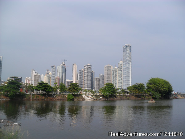 Panama city - Panama Real Way Marvelus