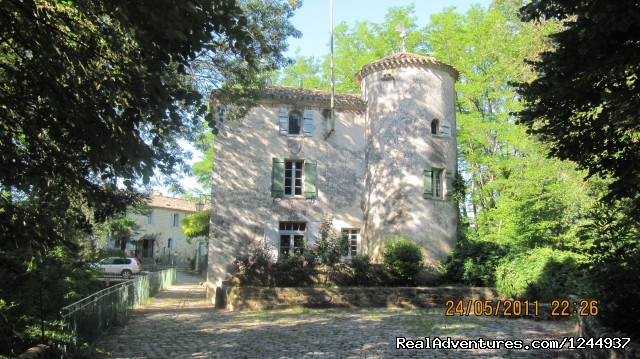 Le Moulin (#3 of 10) - Charming chateau/mill on river nr Bordeaux