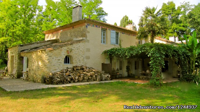 The Bakehouse (#4 of 10) - Charming chateau/mill on river nr Bordeaux
