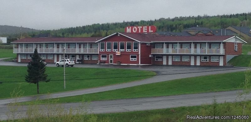 Motel front view | Image #3/6 | Perth-Andover Motor Inn