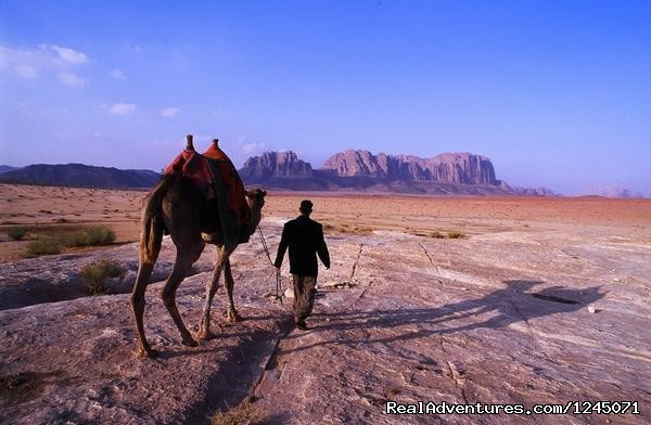 Explore Jordan History , Nature and Culture