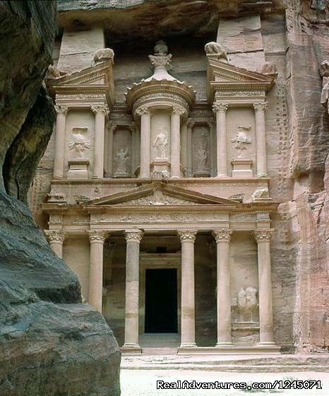 Image #2 of 10 - Explore Jordan History , Nature and Culture