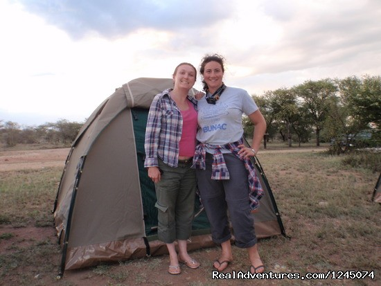 Camping safari Serengeti - Tanzania Holiday Safaris