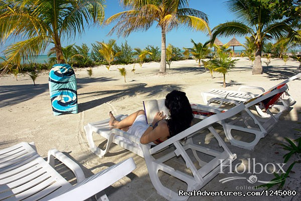 Exotic Beaches in Holbox Island, Mexican Caribbean