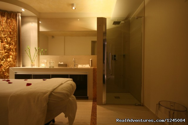 - Luxury Spa - 1711 Ti Sana Detox Retreat & SPA