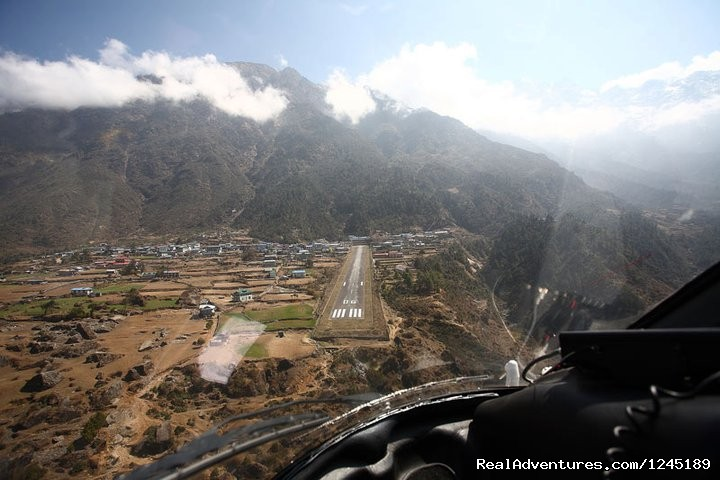 Lukla Airport | Image #2/26 | Everest Base Camp Trekking in Nepal
