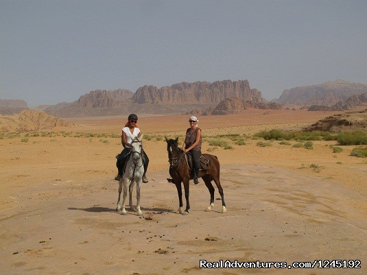 Badia Tours & Stables - Riders (#19 of 25) - Horseriding in Wadi Rum Desert with Arabian horses