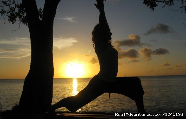 Holly Cooper Yoga teacher (#2 of 12) - Yoga, Massage & Adventure Retreat in Chamonix, FR