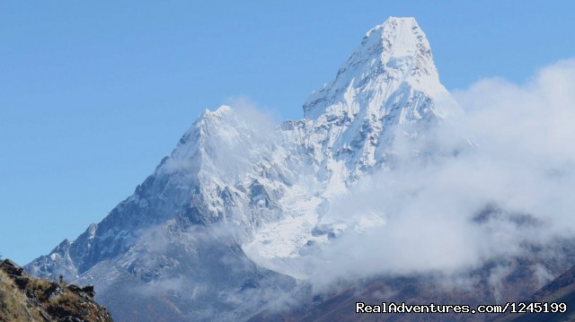 Island Peak (Imja Tse) Everest- Climbing - 18 days: Amadablam Expedition