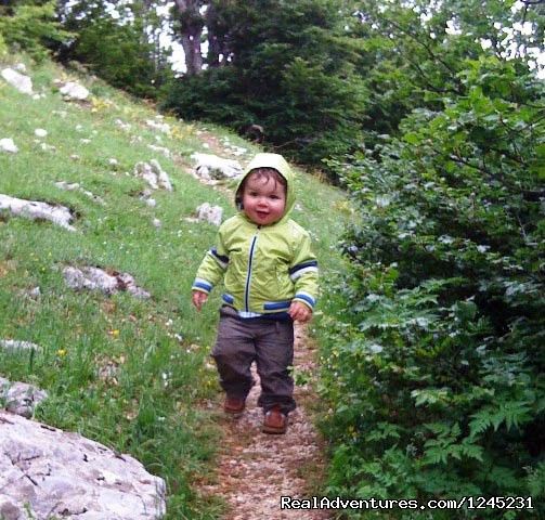 Our Youngest Guest :) - Italy' secret region - Abruzzo