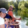 Family Activities: Canoeing on Tirino River