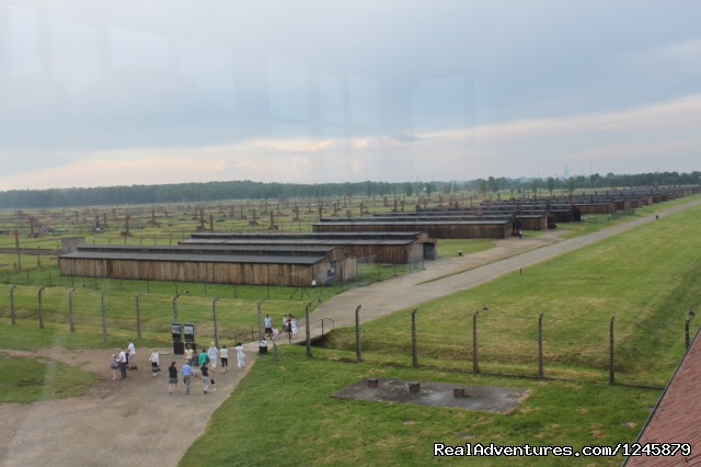 Image #1 of 4 - Auschwitz - Birkenau Memorial and Museum