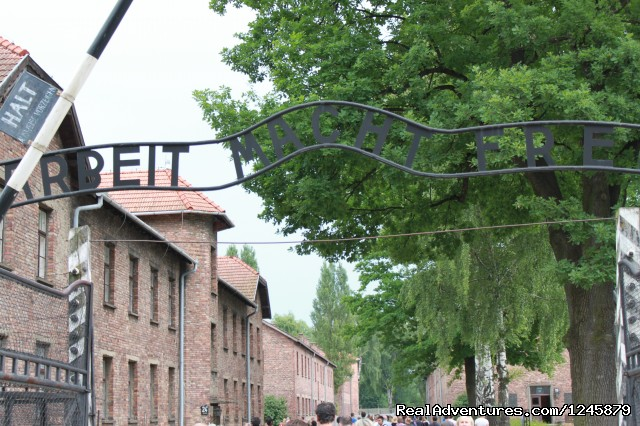 Image #2 of 4 - Auschwitz - Birkenau Memorial and Museum