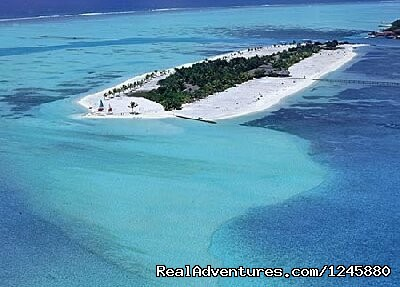 Aerial View (#1 of 1) - Air Plus Travel & Tours Maldives Special Offer '11
