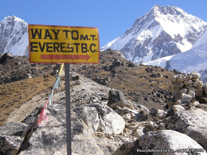 Way to Mt Everest Base Camp  | Image #2/2 | Amazing Authentic Treks & Expedition (P) Ltd.