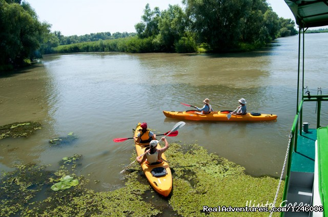 Wild waters (#7 of 26) - Danube Delta Kayak Tour, 3days/2nights, 2015