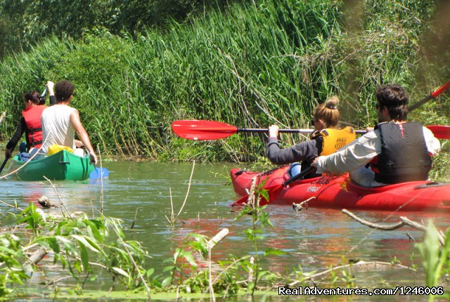 Into the wild - Danube Delta Kayak Tour, 3days/2nights, 2015