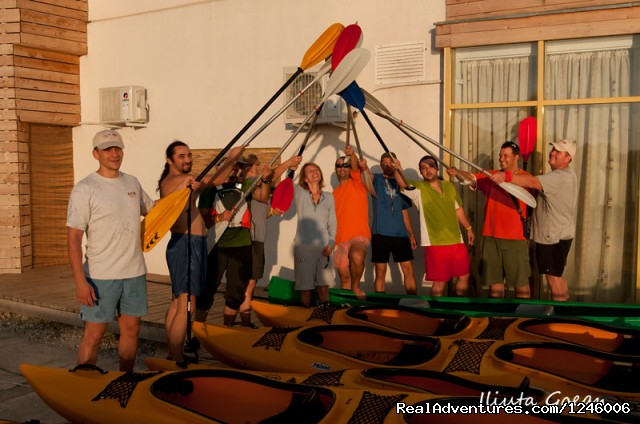 Image #11 of 26 - Danube Delta Kayak Tour, 3days/2nights, 2015