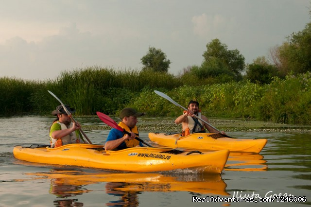 Competition - Danube Delta Kayak Tour, 3days/2nights, 2015