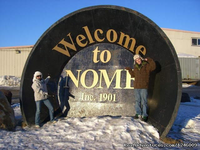 Welcome to Nome - Iditarod Sled Dog Race Tours & Arctic Adventure
