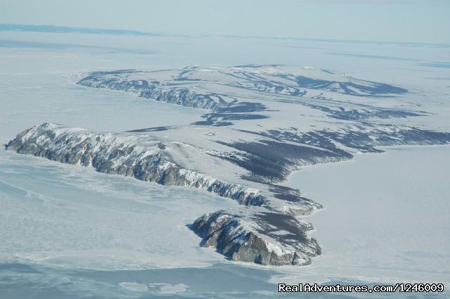 Bering sea coastline  (#15 of 25) - Iditarod Sled Dog Race Tours & Arctic Adventure