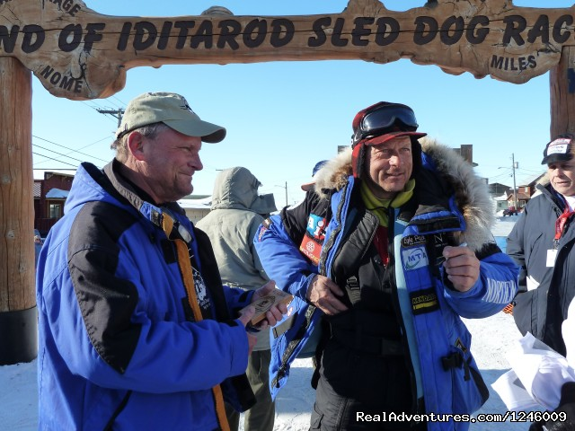 4 Time Champion Martin Buser - Iditarod Sled Dog Race Tours & Arctic Adventure
