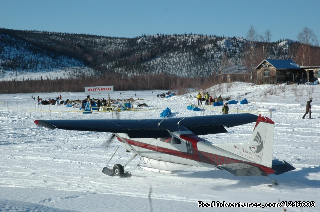 Sky Trekking Alaska Ski Plane (#7 of 25) - Iditarod Sled Dog Race Tours & Arctic Adventure