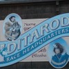 Iditarod Headquarters in Nome AK