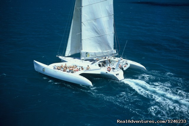 - Awesome Whitsundays Sailing Adventure
